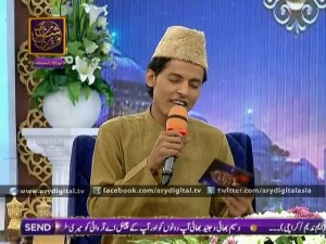 Shan-e-Sehr – Part 01 – 16th July 2015