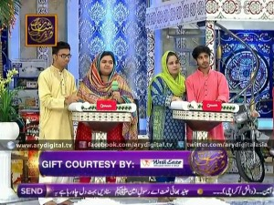 Shan-e-Sehr – Part 02 – 16th July 2015