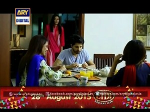 Zinda Dargour Ep – 14 – 17th August 2015