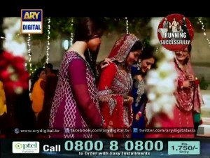 Dil-e-Barbad Ep 134 – 21st October 2015