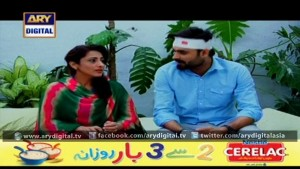 Dil-e-Barbad Ep – 213 – 9th March 2016