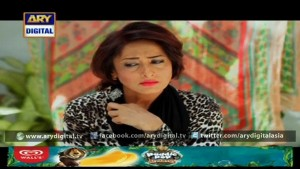 Dil-e-Barbad Ep – 217 – 16th March 2016