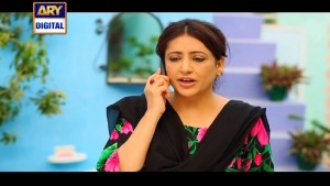 Riffat Aapa Ki Bahuein Ep – 86 – 6th April 2016
