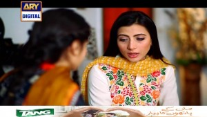 Riffat Aapa Ki Bahuein Ep – 96 – 25th April 2016