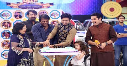 Fahad Mustafa's surprise birthday in Jeeto Pakistan 26th