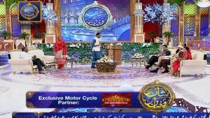 Shan-e-Iftar Part – 3 – 5th July 2016