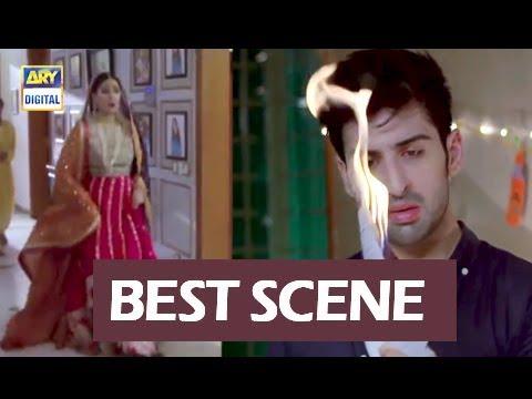 Best Emotional Love Scenes From Koi Chand Rakh | #AyezaKhan