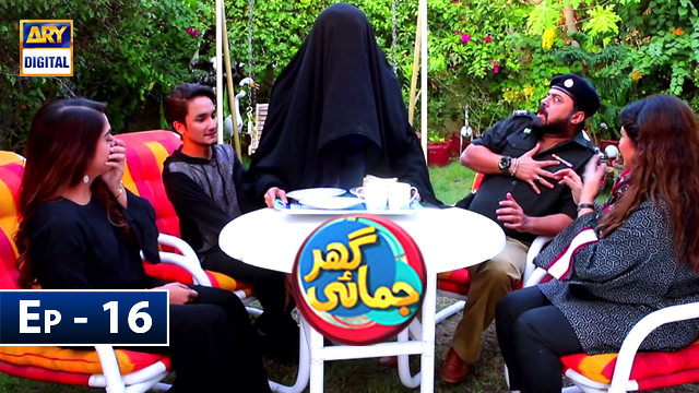 Ghar Jamai Episode 16