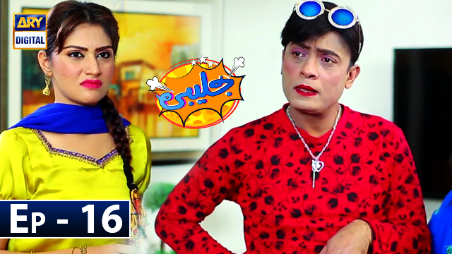Jalebi Episode 16