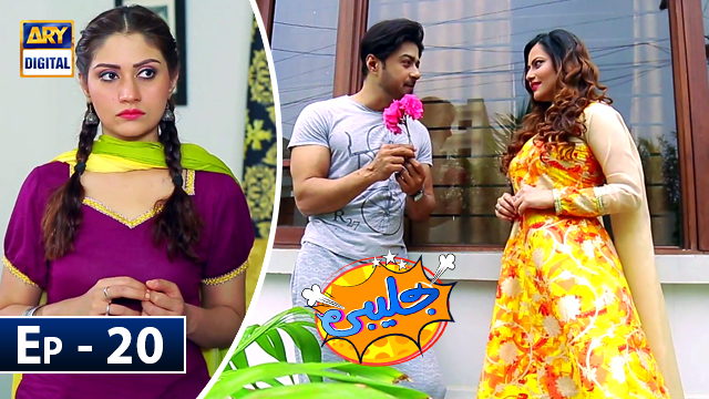 Jalebi Episode 20
