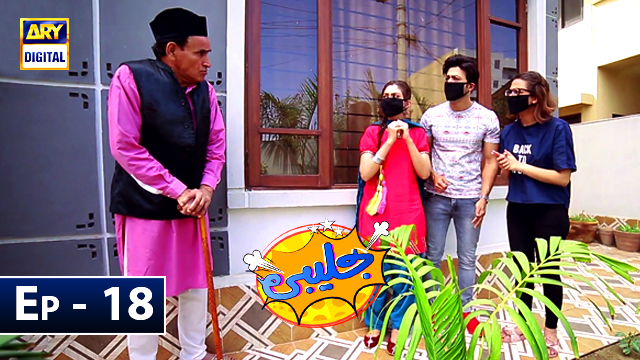 jalebi-Episode 18 ARY Digital