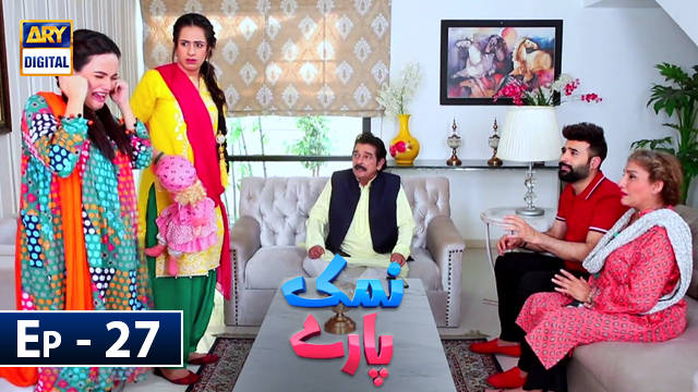 Namak Paray Episode 27