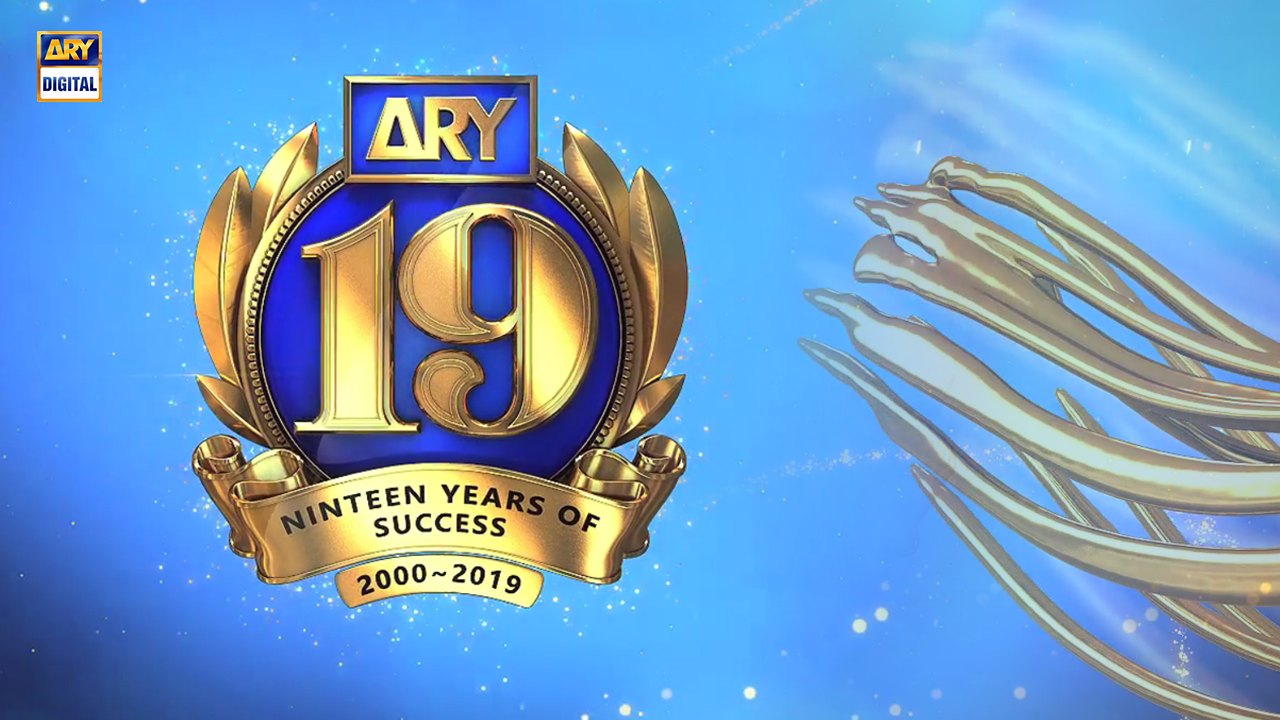 ARY Digital Network is Celebrating 19 Years of Success!