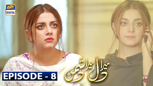 Mera Dil Mera Dushman Episode 8