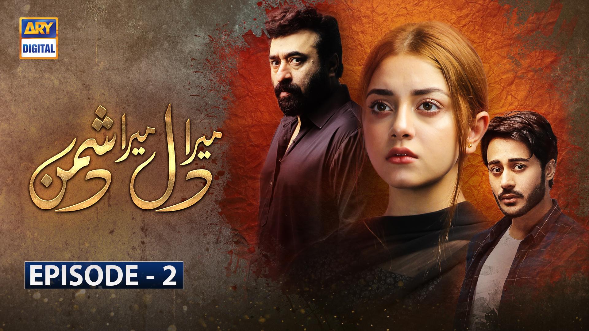 Mera Dil Mera Dushman Episode 2
