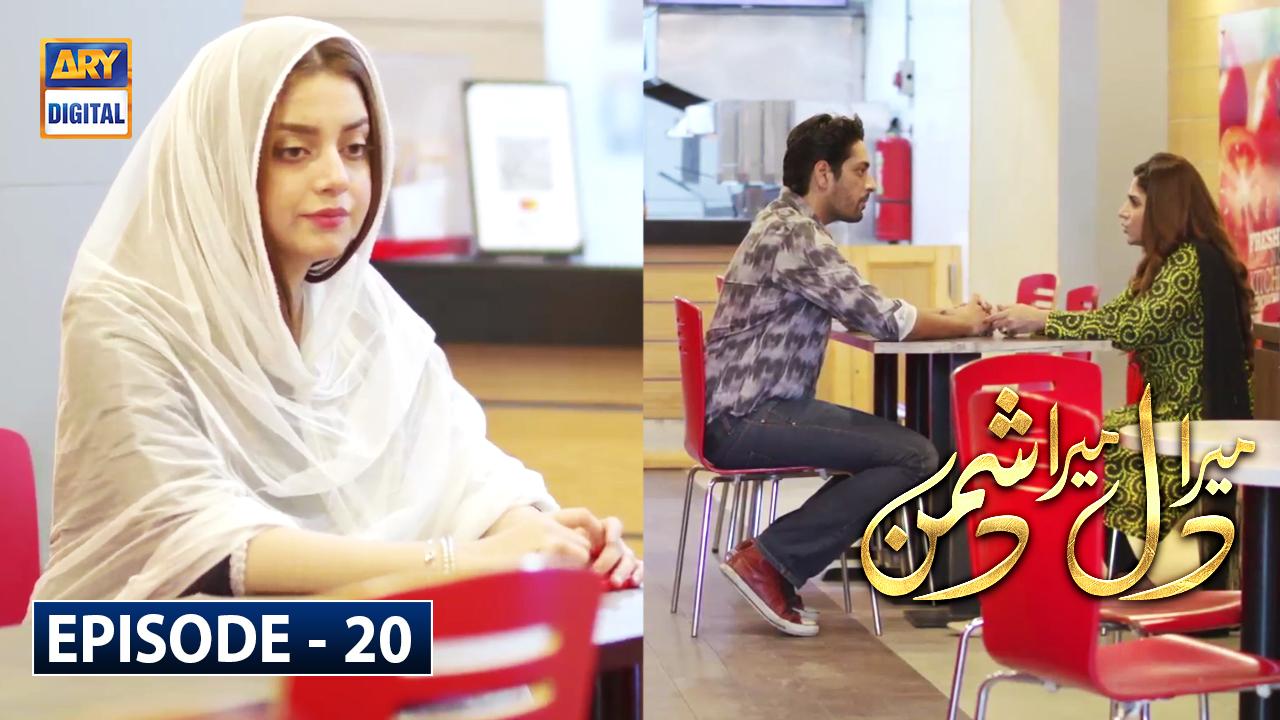Mera Dil Mera Dushman Episode 20