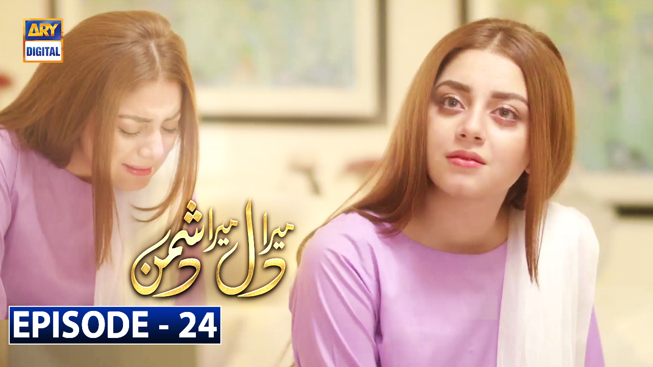 Mera Dil Mera Dushman Episode 24 | 24th March 2020