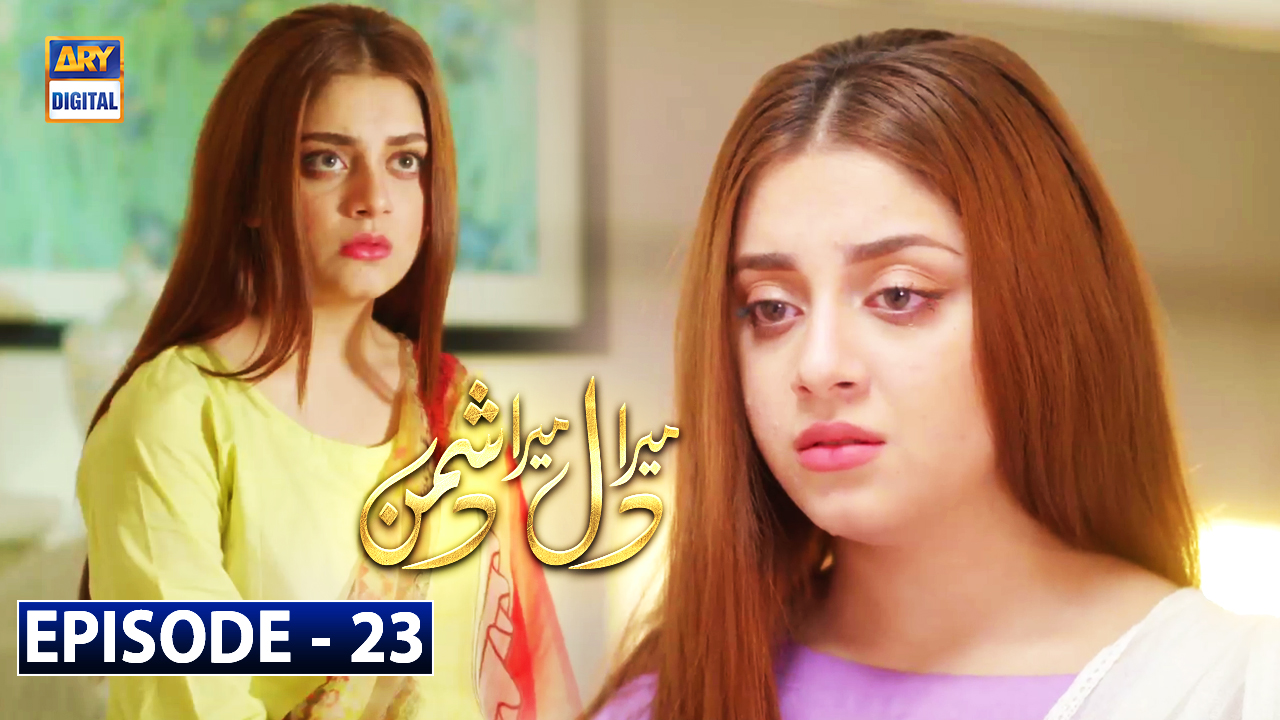 Mera Dil Mera Dushman Episode 23 | 23rd March 2020