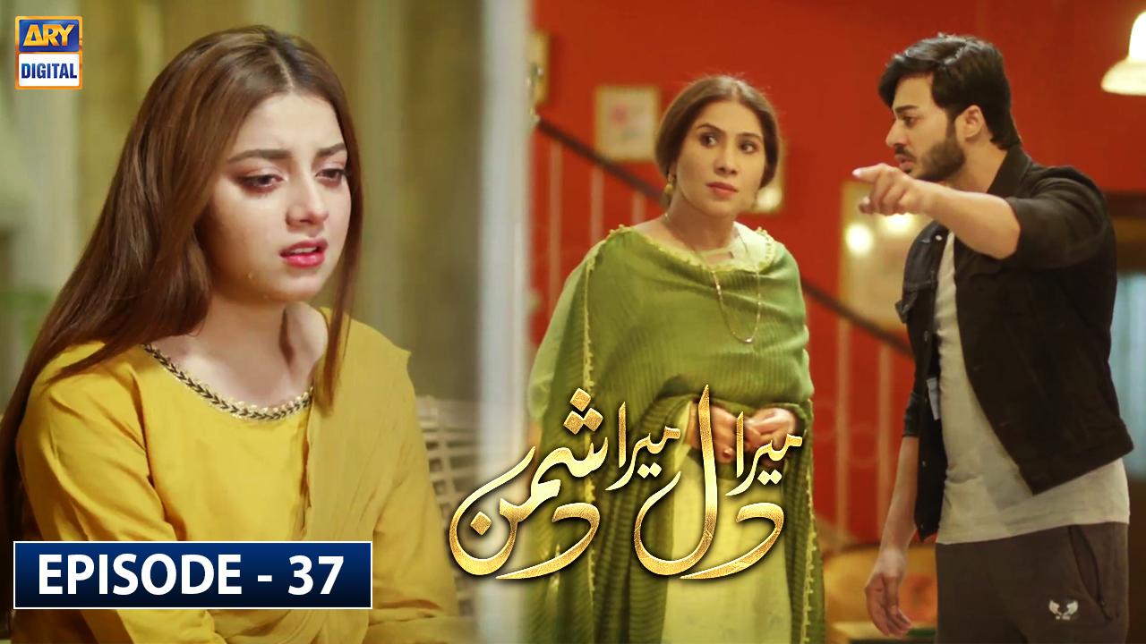 Mera Dil Mera Dushman Episode 37