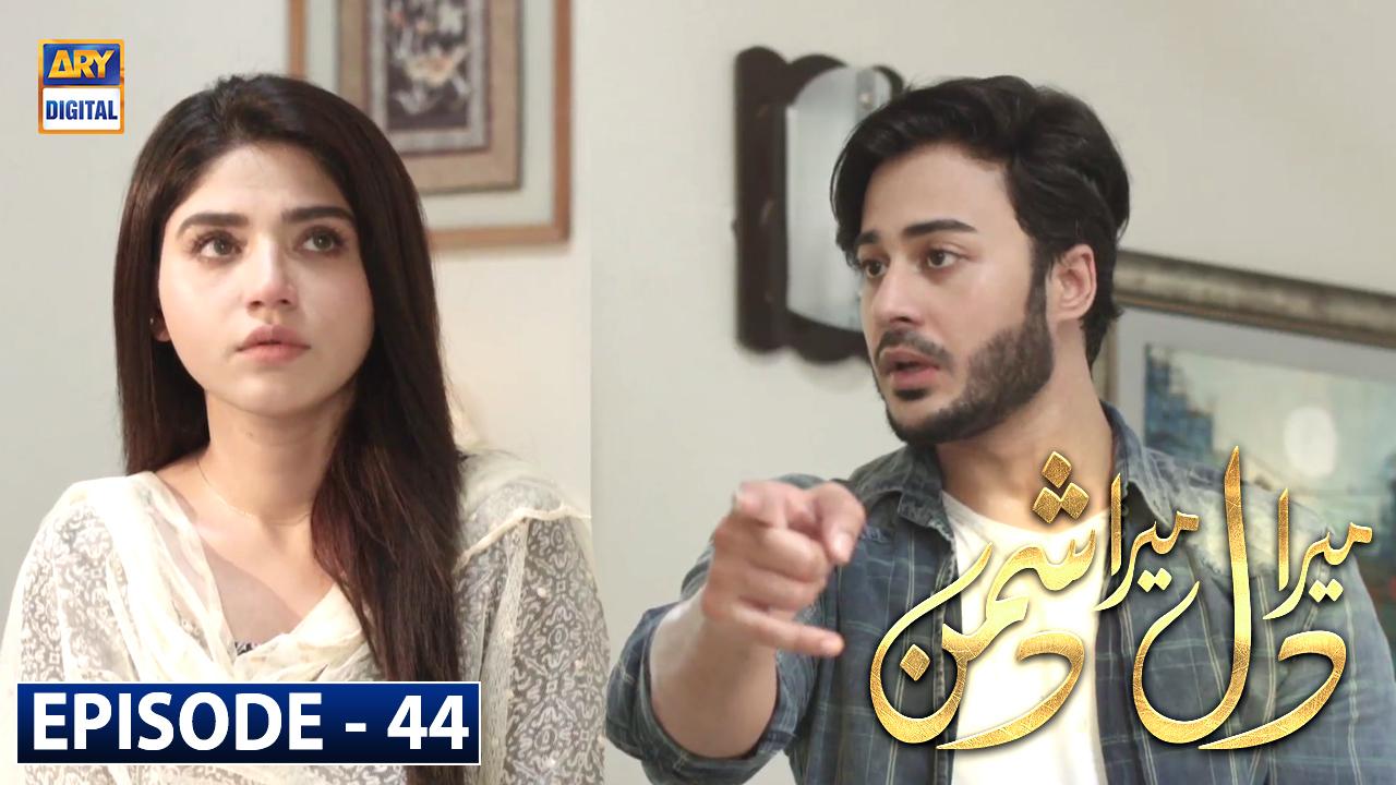Mera Dil Mera Dushman Episode 44