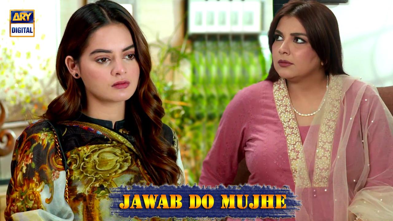 Jawab Do Mujhe Rabi - Minal Khan - Faiza Hasan - Best Scene